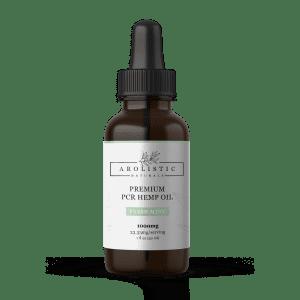 Arolistic Naturals Premium Hemp Oil Fresh Mint