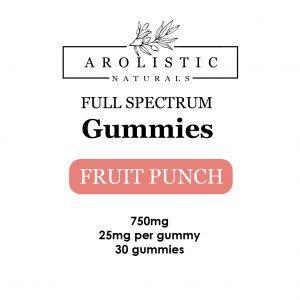 Arolistic Naturals Gummies