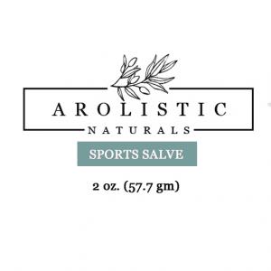 Arolistic Naturals Sports Salve