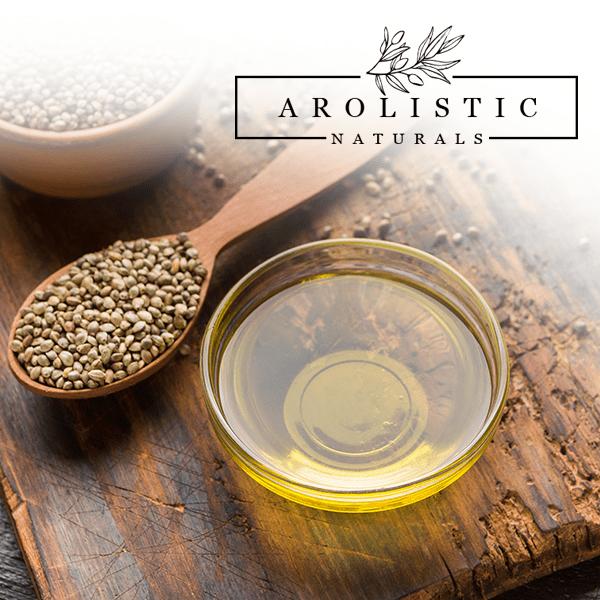 What is Hemp Seed Oil? - Arolistic Naturals