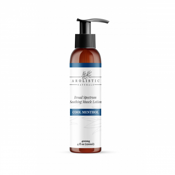Broad Spectrum Muscle Soothing Lotion