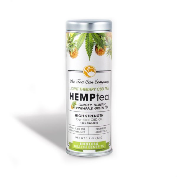 Hemp Tea Joint Therapy Blend