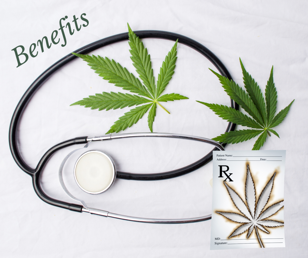 Medicinal benefits with Delta-8 THC