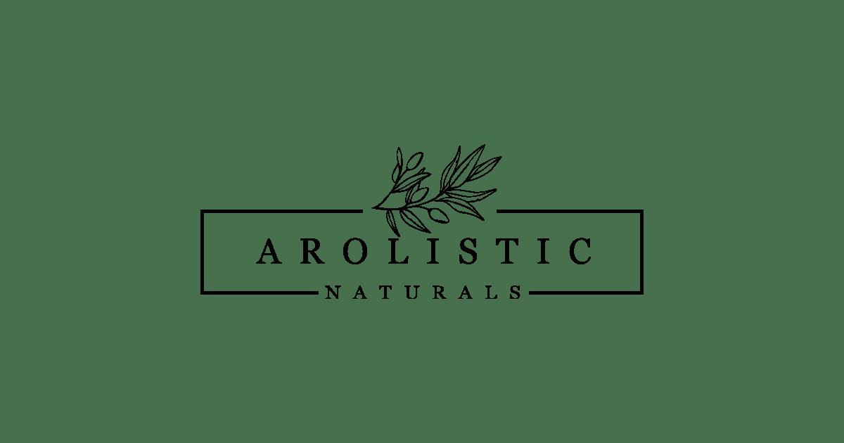 Arolistic Naturals Logo